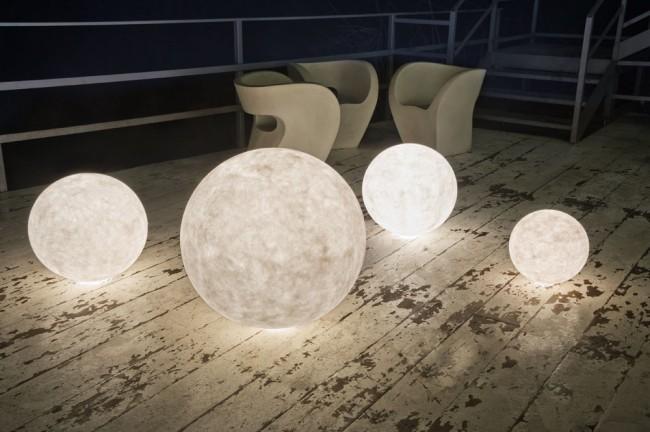 Lampada da esterno Ex.Moon 2