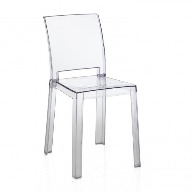 Sedia in policarbonato Tomasucci